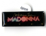 CONFESSIONS TOUR - OFFICIAL BLINKIE BADGE